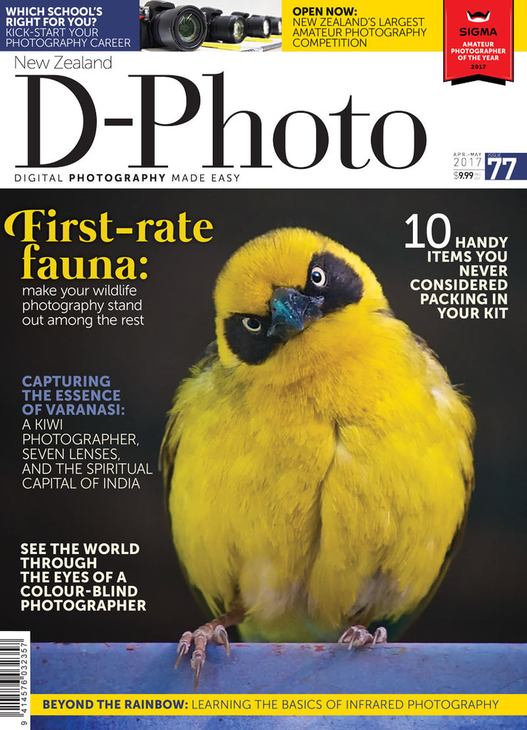 D-Photo 77, April–May 2017