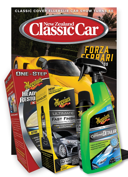 New Zealand Classic Car subscription with free gift