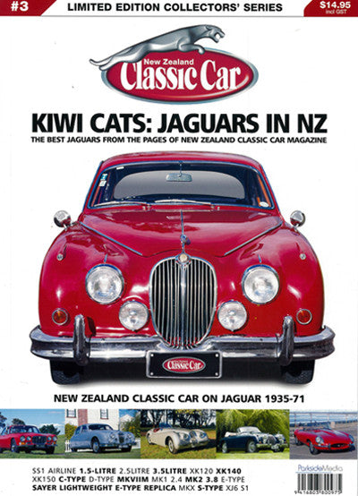 New Zealand Classic Car — Limited Edition 3