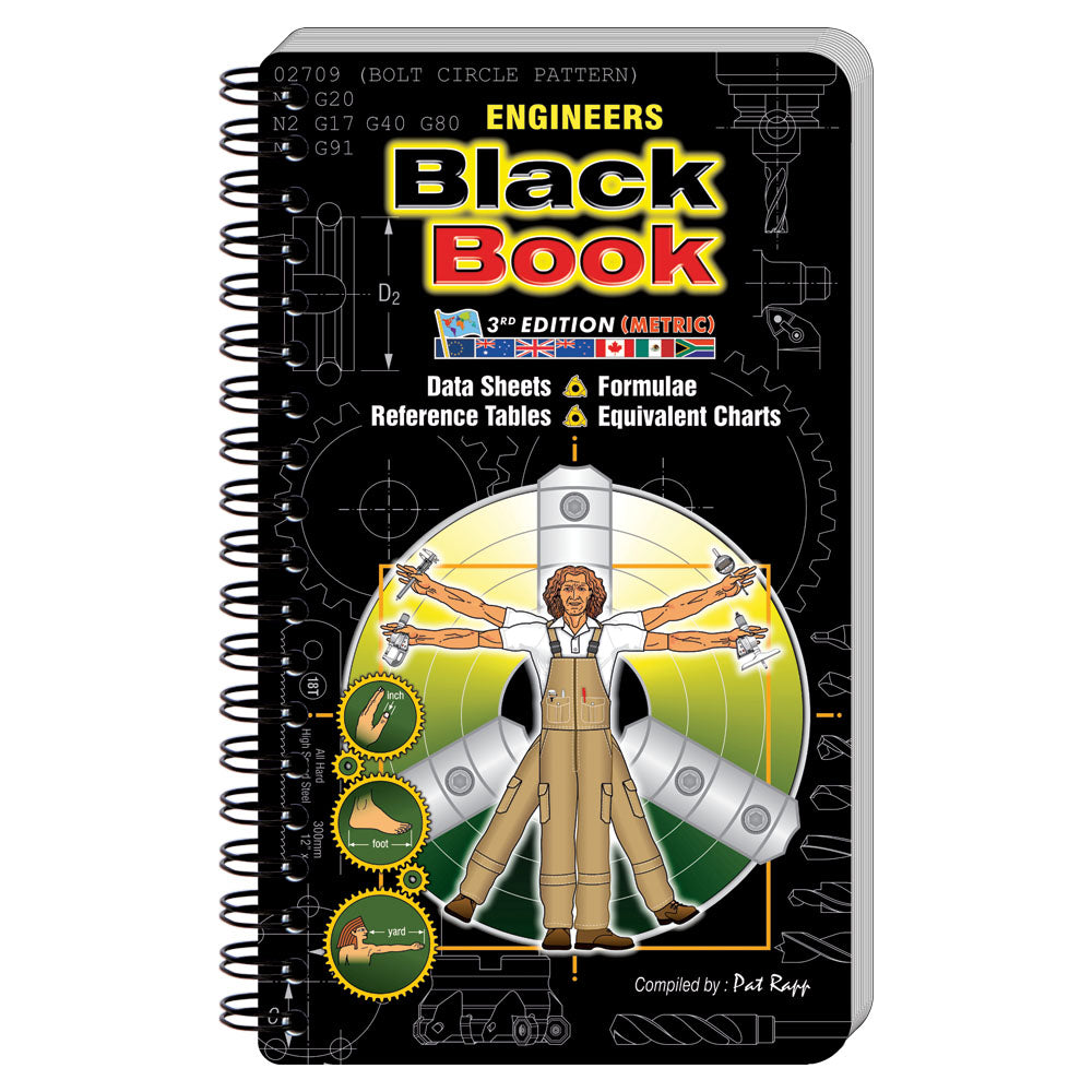 Engineers Black Book — 3rd Edition