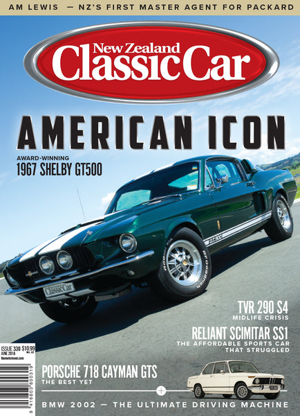 New Zealand Classic Car 330, June 2018