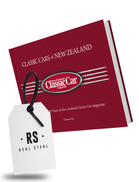 Classic Cars of New Zealand Vol I Real Steal