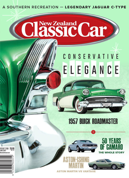 New Zealand Classic Car 318, June 2017