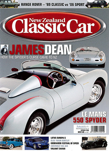 New Zealand Classic Car 190, October 2006