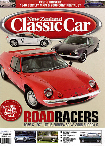 New Zealand Classic Car 194, February 2007