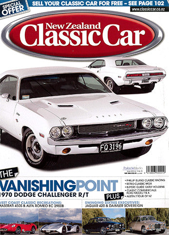 New Zealand Classic Car 209, May 2008