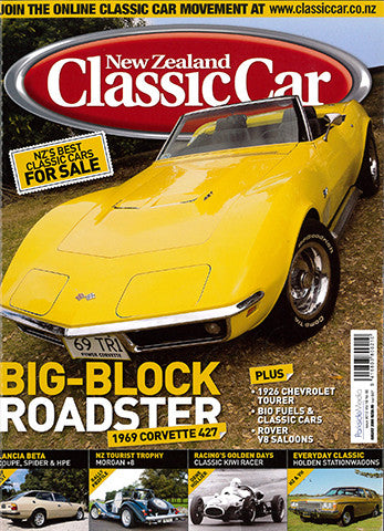 New Zealand Classic Car 212, August 2008