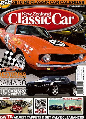 New Zealand Classic Car 230, February 2010