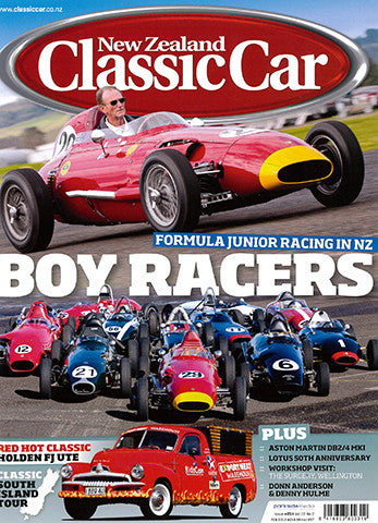 New Zealand Classic Car 254, February 2012