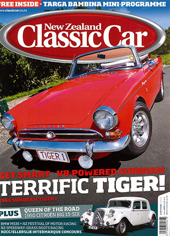 New Zealand Classic Car 255, March 2012