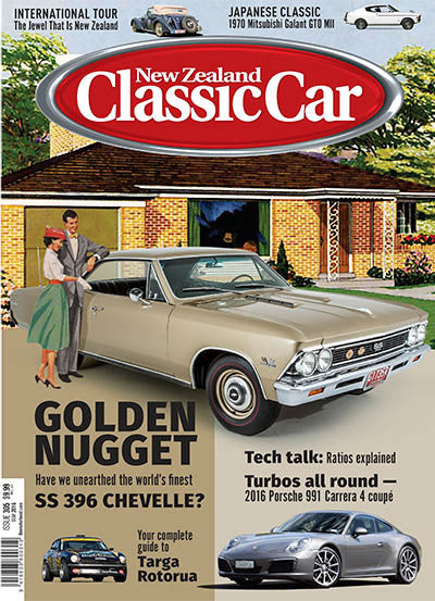 New Zealand Classic Car 305, May 2016