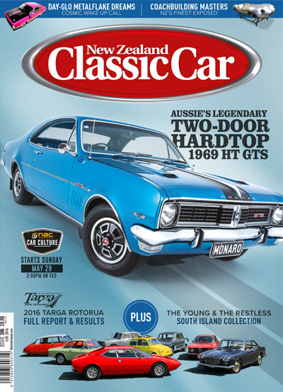 New Zealand Classic Car 306, June 2016