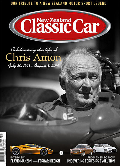 New Zealand Classic Car 309, September 2016