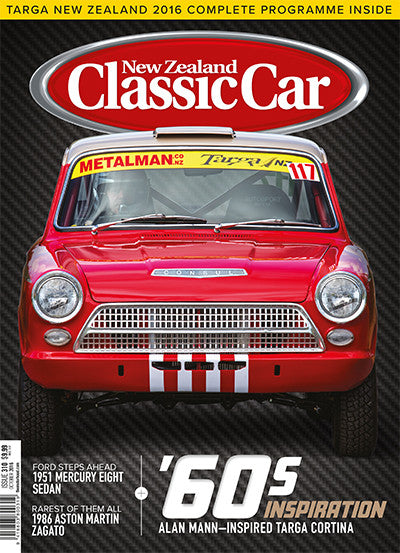 New Zealand Classic Car 310, October 2016
