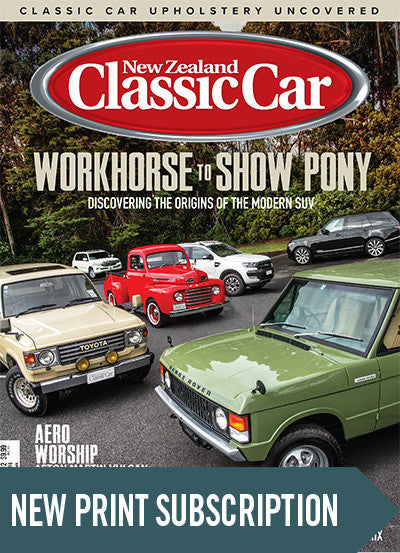 New subscription to New Zealand Classic Car magazine Real Steal