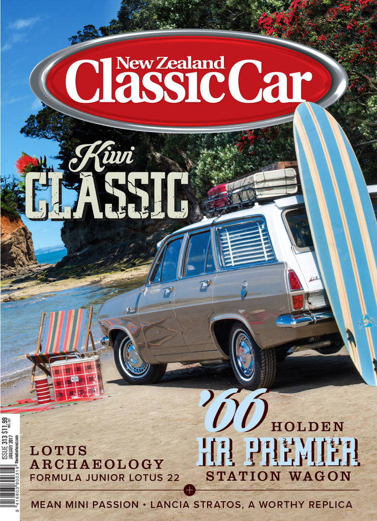 New Zealand Classic Car 313, January 2017