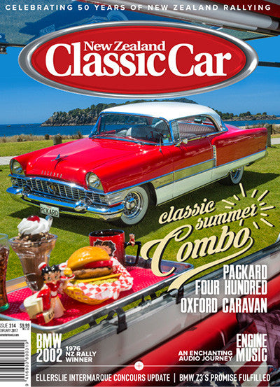New Zealand Classic Car 314, February 2017