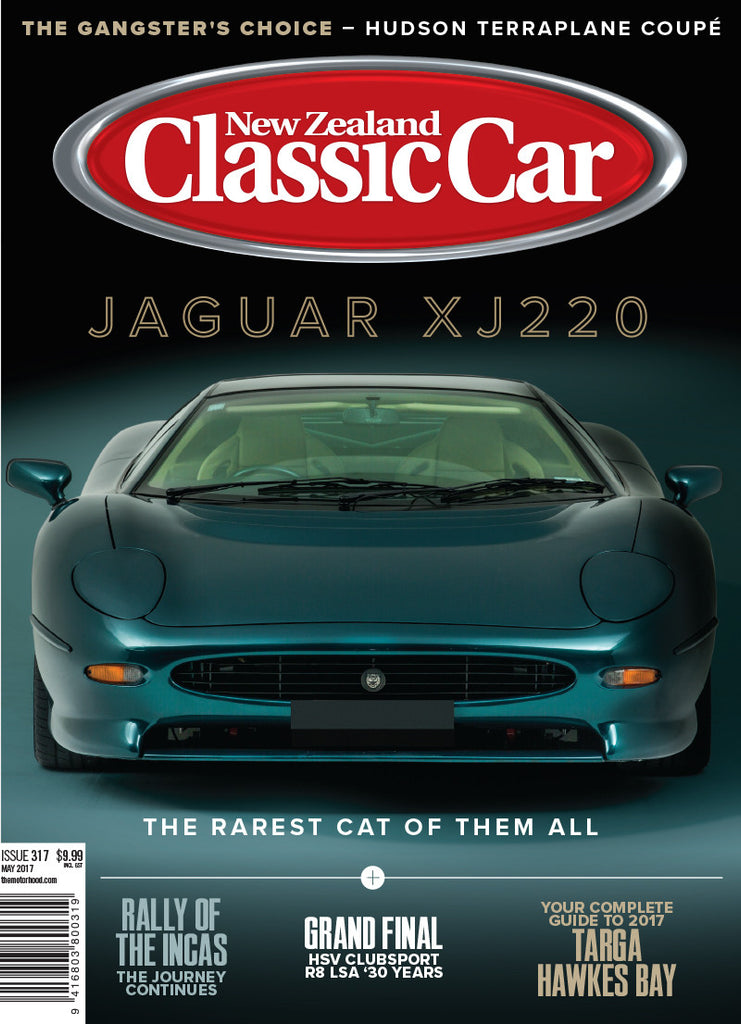 New Zealand Classic Car 317, May 2017