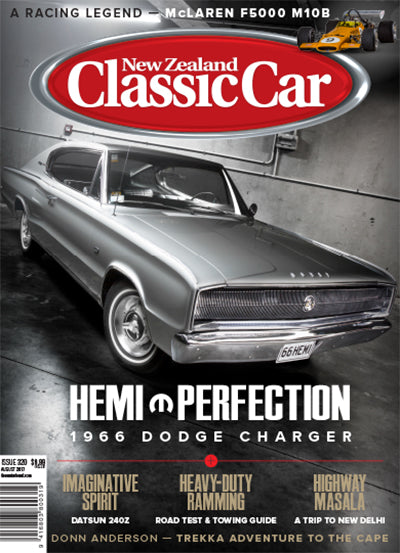 New Zealand Classic Car 320, August 2017