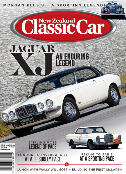 New Zealand Classic Car 340, April 2019