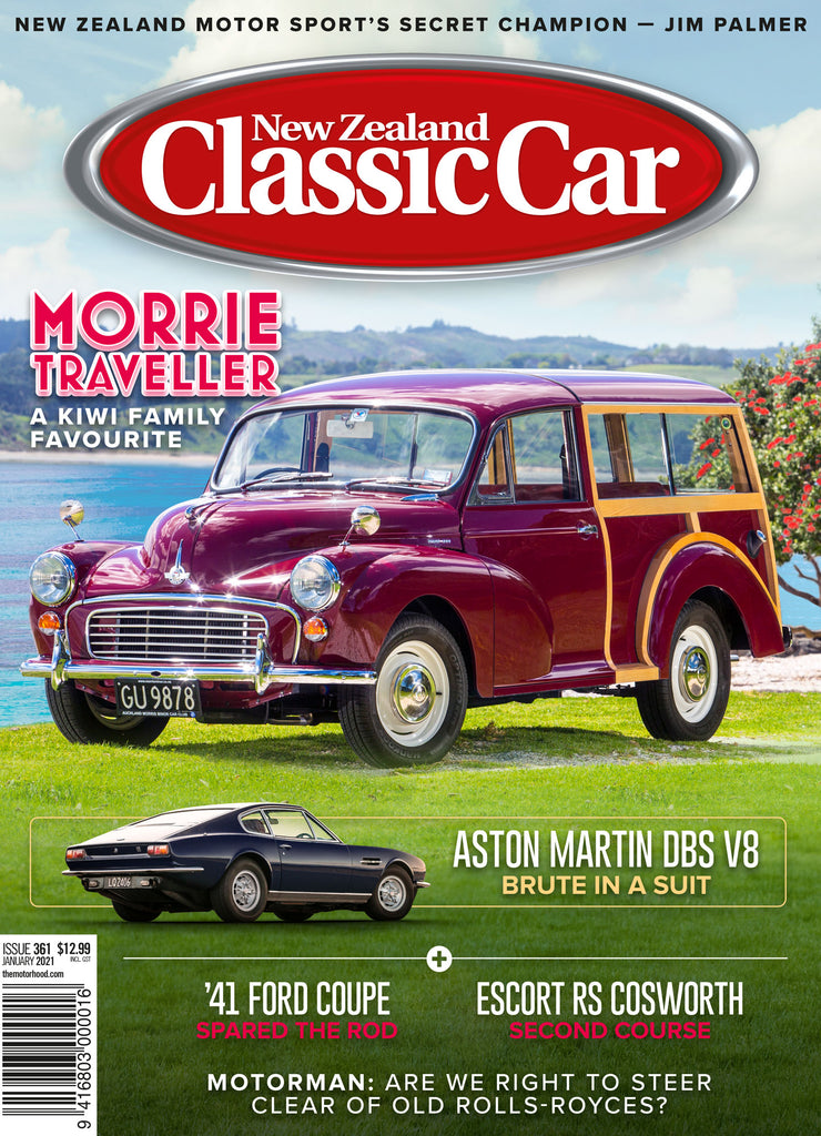New Zealand Classic Car 361, January 2021