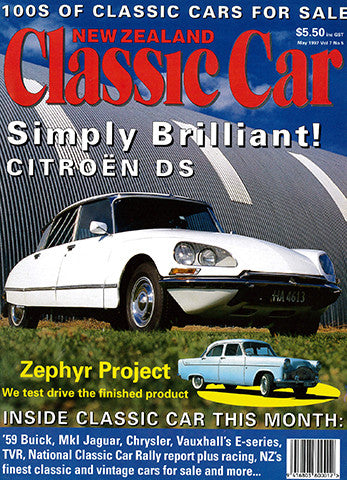 New Zealand Classic Car 41, May 1994