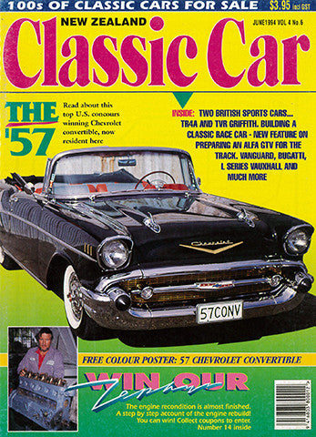 New Zealand Classic Car 42, June 1994