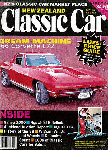 New Zealand Classic Car 53, May 1995
