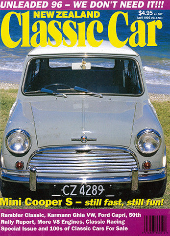 New Zealand Classic Car 64, April 1996