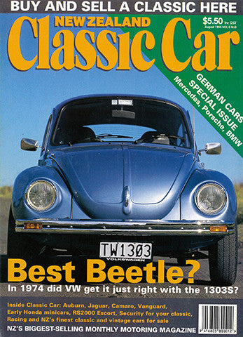 New Zealand Classic Car Page 6 - MagStore.nz