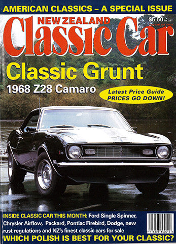 New Zealand Classic Car 78, June 1997