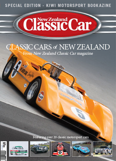 Classic Cars of New Zealand Motorsport Special