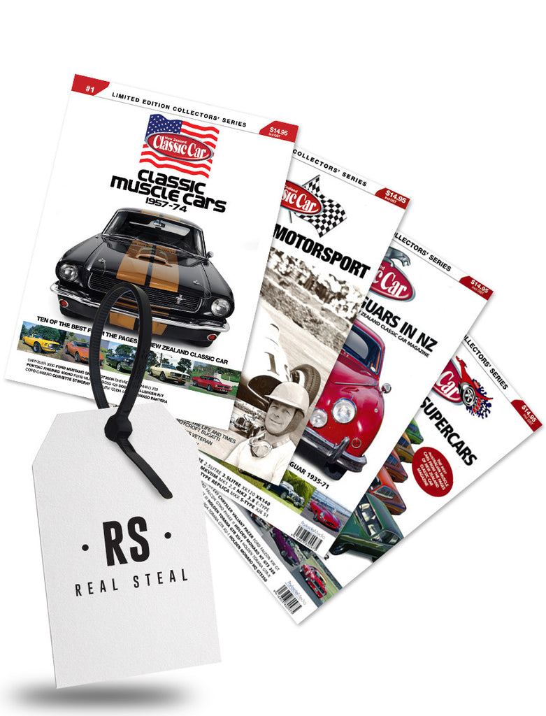 Classic Car Magazine Special Editions Real Steal