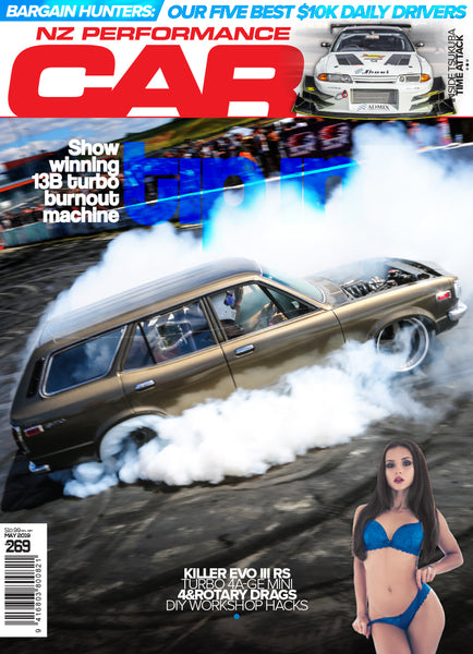 NZ Performance Car 269, May 2019