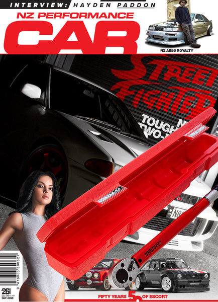Subscription to NZ Performance Car magazine Father's Day bundle