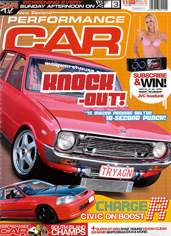NZ Performance Car 113, May 2006