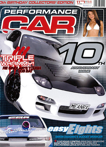 NZ Performance Car 117, September 2006