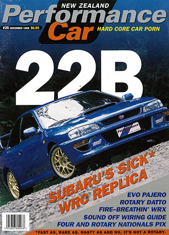 NZ Performance Car 26, February 1999