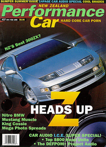 NZ Performance Car 27, January–February 1999
