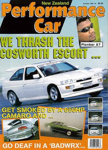 NZ Performance Car 2, February 1997