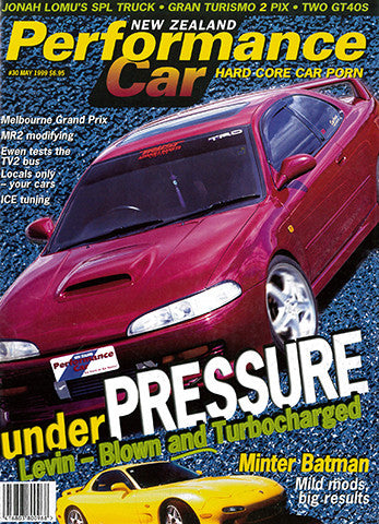 NZ Performance Car 30, May 1999