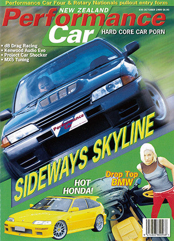 NZ Performance Car 35, November 1999