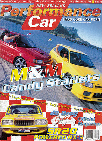 NZ Performance Car 36, December 1999