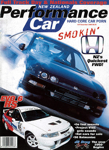 NZ Performance Car 37, December 1999