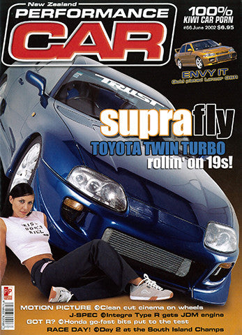 NZ Performance Car 66, June 2002