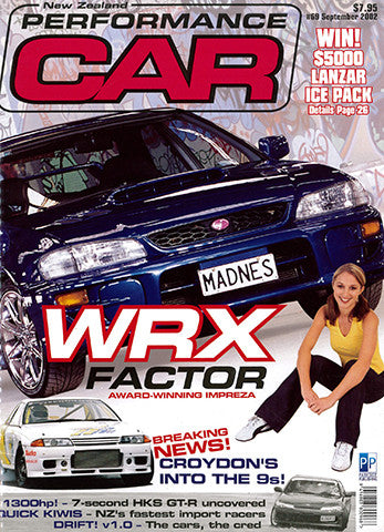 NZ Performance Car 69, September 2002