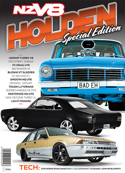NZV8 Holden Special Edition