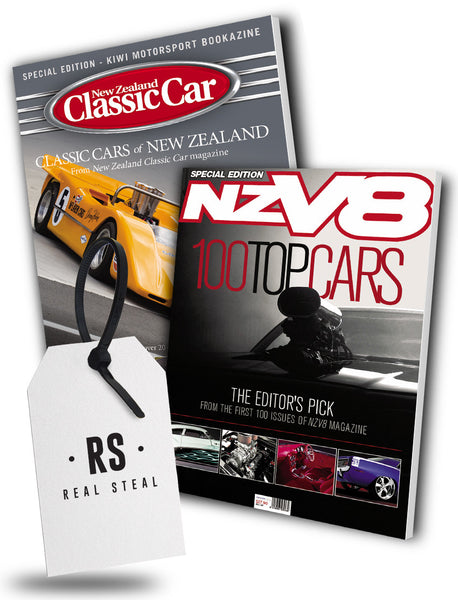 Classic Car Vol lll & V8 Top 100 Cover cars combo