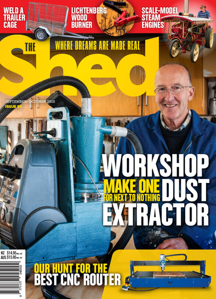 The Shed 80, September—October 2018