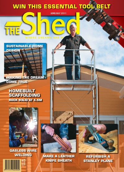 The Shed 37, June–July 2011